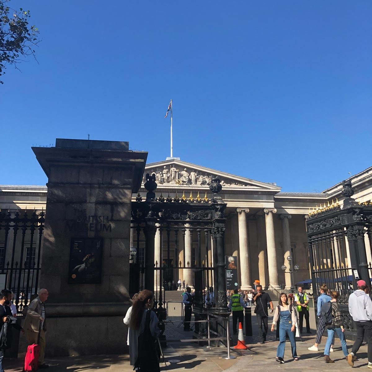 ロンドン市場調査